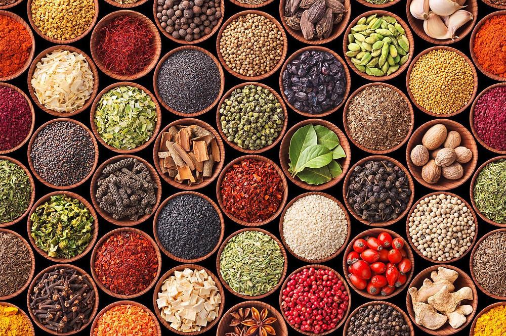 Le 10 spezie bruciagrassi | Fitline Dimagrimento Bassano