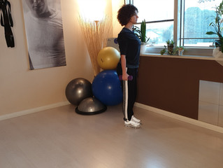 Tonificazione gambe e glutei