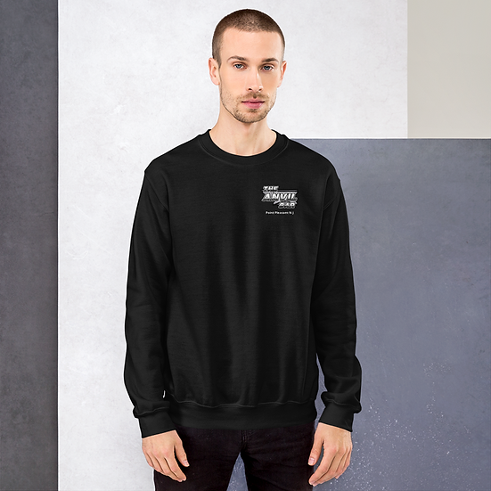 The Anvil Featuring Hoppin' Dicks Black Unisex Sweatshirt