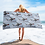 Thumbnail: Beached Whale Petey Towel