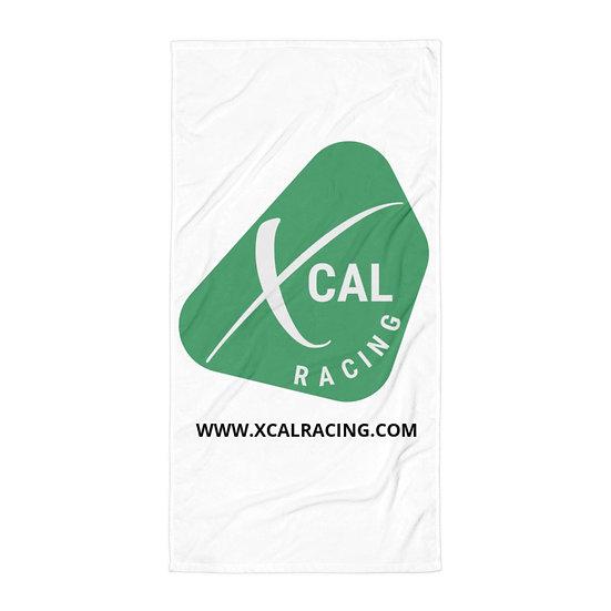 XCAL Racing.com Bath Towel