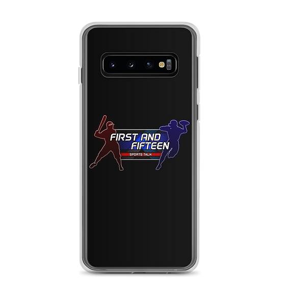 1st and 15 Sports Talk Samsung Case
