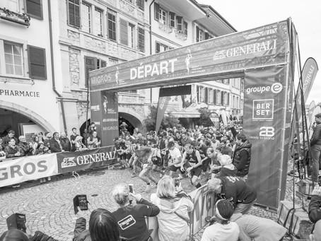 Vivre la Course Morat-Fribourg autrement via l'application viRACE