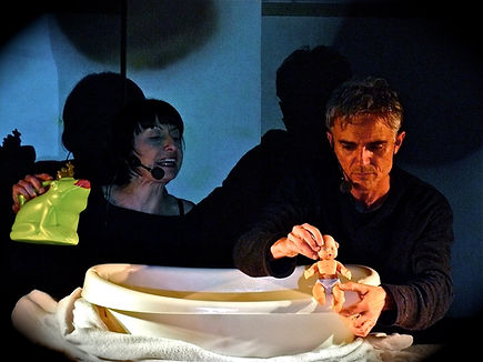 """Animali Elementari"", Cristina Casadei e Giuseppe Viroli"