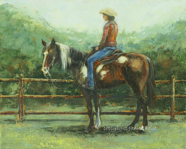 Trail Horse   $850
