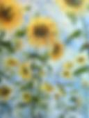 Sun Dance, 30x40, Acrylic on Canvas, 201