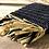 Thumbnail: Taghari Raffia Chain Strap Bag