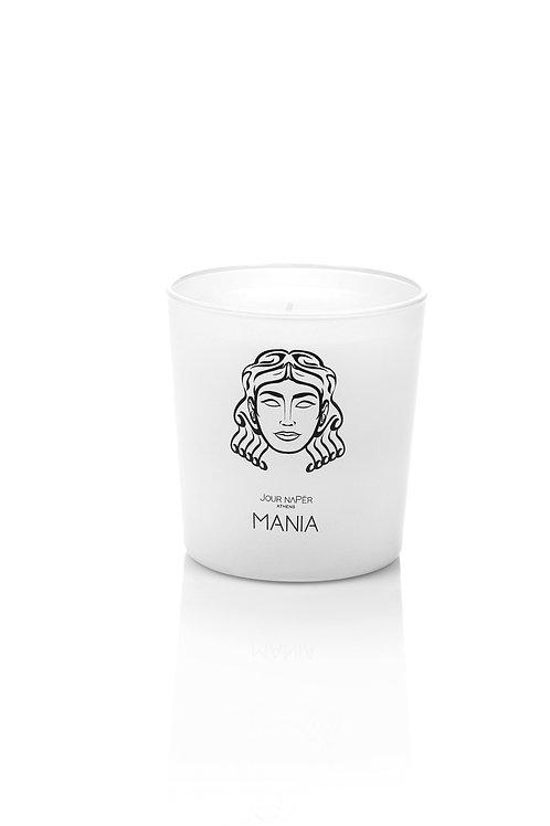 Jour Naper Athens Mania Candle, White