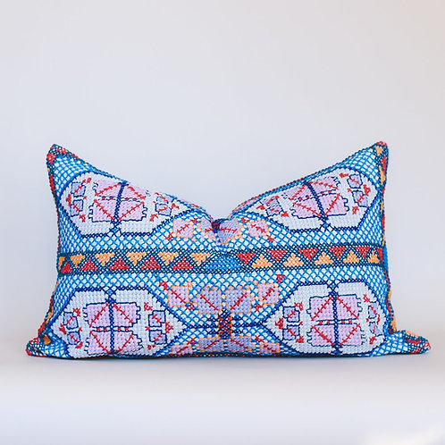 Athina Hand Embroidered Cushion
