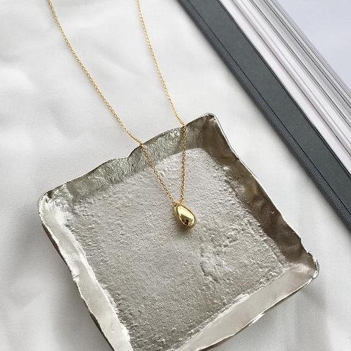 Apollo's Golden Tear Necklace