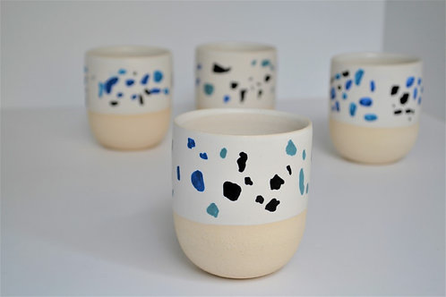 Terrazzo Mug, Handcrafted