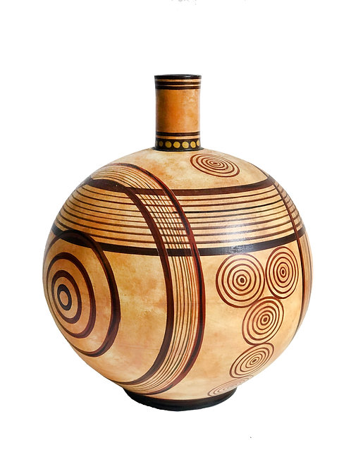 Geometric Greek Vase