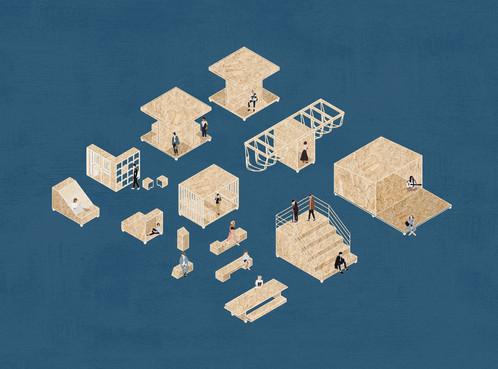 Kappla, espace mixte, évolutif et solidaire