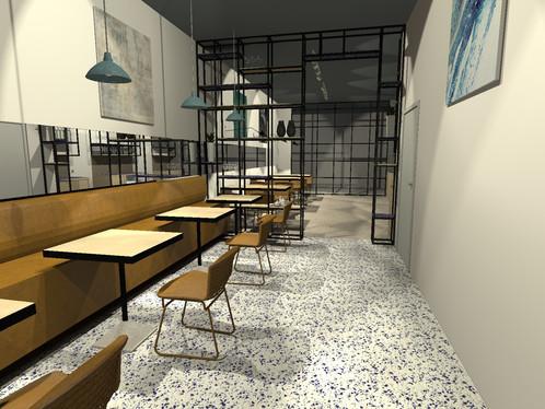 Bistro Hotel - Restaurant . Stage 2017