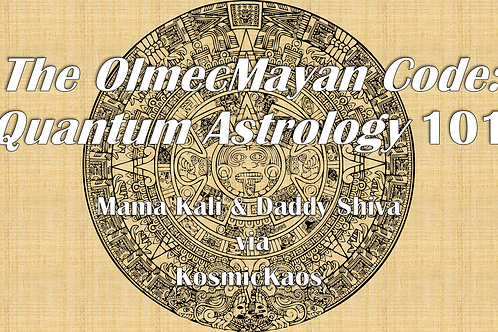 The OlmecMayan Time Code: Complete Guide To Quantum Astrology
