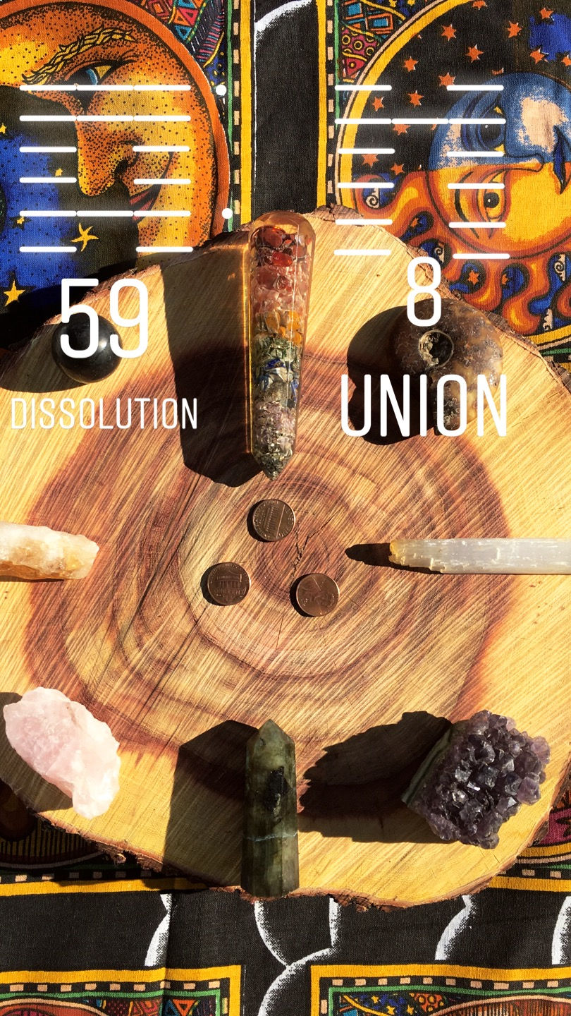 IChing Message For Aug13th 19th From Dissolution To Unification