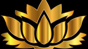 Tantric Visualizations: The Golden Lotus of Abundance