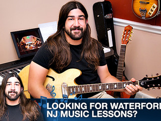 Looking for Waterford, NJ Music Lessons?