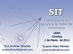 """Taller formativo """"Sistemas de Información Territorial: una herramienta de apoyo a la toma de decisiones"""""""