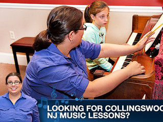 Looking for Collingswood, NJ Music Lessons?