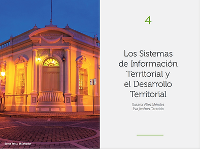 Dinamización del Foro Virtual sobre los Sistemas de Información Territorial (SIT) para iniciativas de desarrollo económico local (DEL).