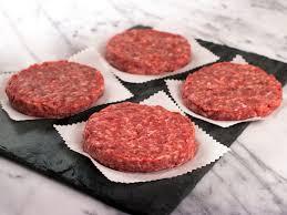 Beef Burger Patty Supplier in Dubai UAE