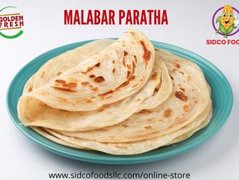 Malabar Paratha Supplier in Dubai,UAE | Sidco Foods