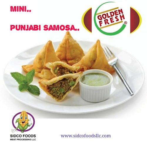 Frozen Punabi Samosa Supplier in Dubai , UAE  (SIDCO FOODS TRADING LLC)