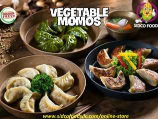 Frozen Vegetables Momos in DUBAI UAE Available Online | SIDCO FOODS - ONLINE STORE