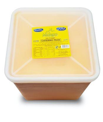 Mango Ice Cream 4 Litre