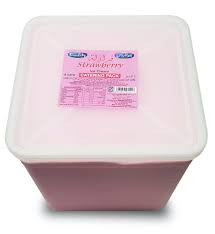 Strawberry Kwality Ice Cream -4ltr  Sidco Foods Catering Pack