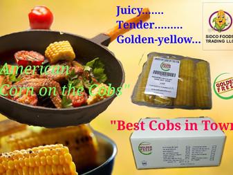 Corn on Cob supplier in Dubai UAE - Sidco Foods Trading LLC (www.sidcofoodsllc.com)