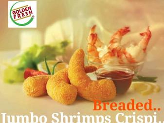 breaded jumbo shrimps supplier in Dubai , UAE - Sidco Foods Trading LLC (www.sidcofoodsllc.com)