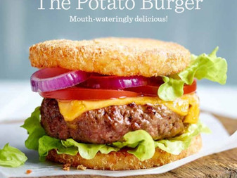 Potato Burger ( Mydibel Brand ) Supplier in Dubai UAE , Sidco Foods Trading llc supplier of complete