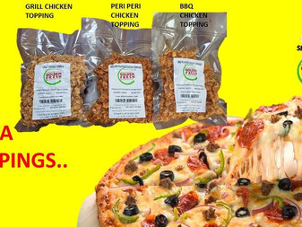 Pizza Topping in UAE DUBAI available Online | Sidco Foods Trading LLC