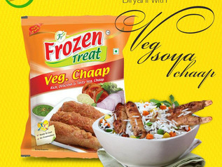 Soya Chaap in Dubai , Now available ONLINE - (www.sidcofoodsllc.com)