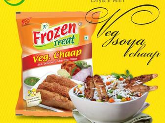 soya chaap supplier in dubai UAE - Sidco Foods Trading LLC (054 305 69 50)