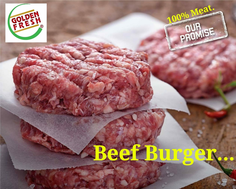 Beef Burger Supplier in Dubai  UAE - Sidco Foods Trading LLC