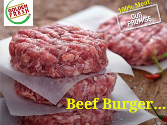 Beef Burger Supplier in Dubai  UAE - Sidco Foods Trading LLC (www.sidcofoodsllc.com)