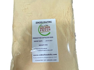 Zinger Powder in DUBAI UAE Available Online | SIDCO FOODS