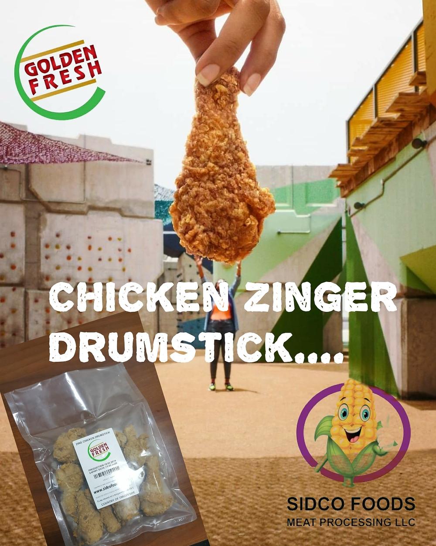 Chicken Zinger Drumstick