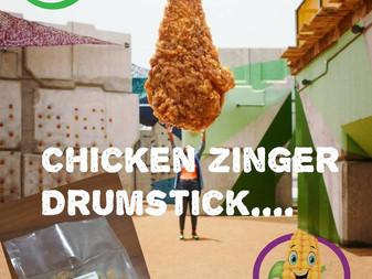 Chicken Zinger Drumstick Supplier in Dubai , UAE (Sidco Foods Trading LLC)