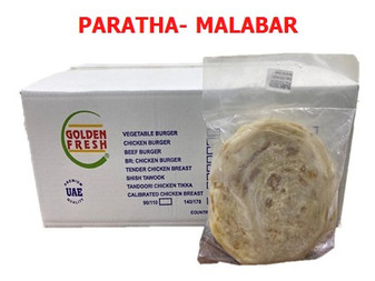 Frozen Parotta Malabar available in DUBAI UAE at Best prices - Sidco Foods Trading LLC - https://www