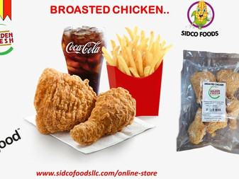 Broasted Chicken 5pcs (KFC Style) Supplier in Dubai,UAE| Sidco Foods