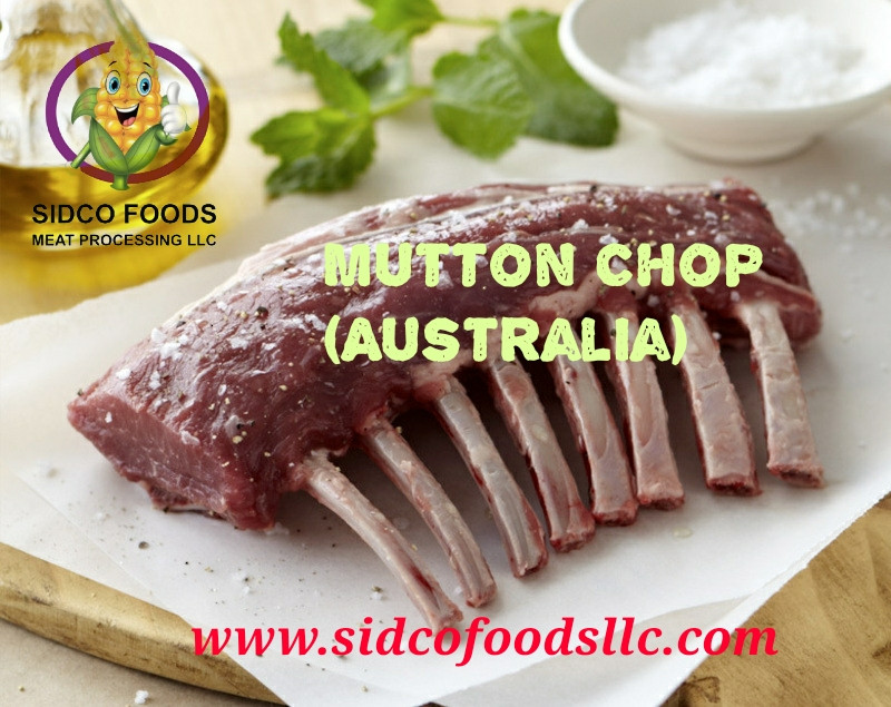 Mutton Chop Australi ( Sidco Foods Trading LLC)