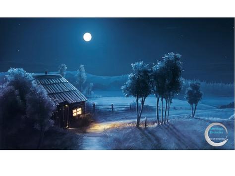 Solsticio de invierno y Luna llena en Cáncer