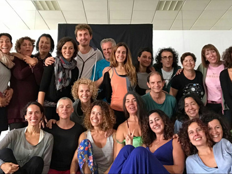 """Taller """"Travels into Trance"""" con Cathy Ryan"""