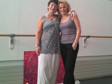 Taller de Open Floor con Deborah Jay-Lewin
