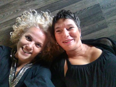 """Embracing Change"" con Deborah Jay-Lewin"