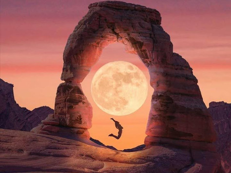 Hoy 13 de Octubre, Luna Llena en Aries